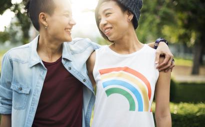 Lesbische dating een transgender vrouw